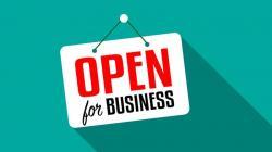 Open For Business: Post-Lockdown