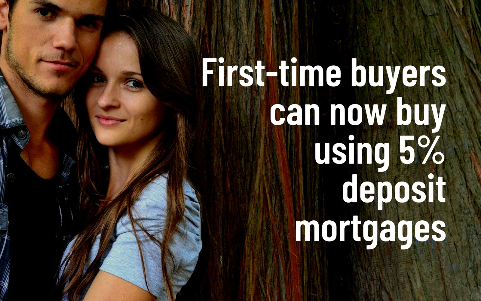 Matlock First-time Buyers Can Now Buy Using 5% Deposit Mortgages