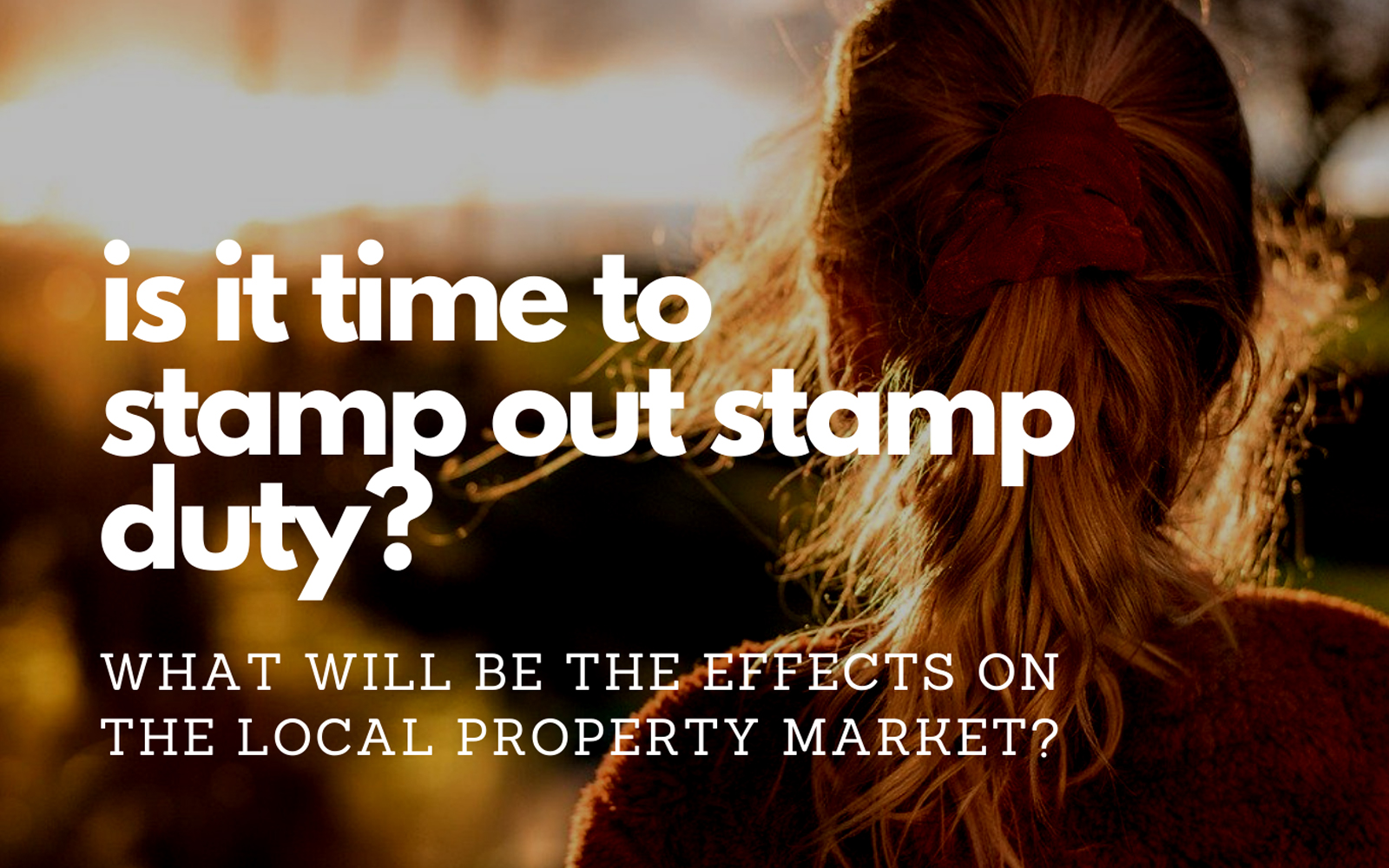 Matlock Property Market: Is it Time to Stamp Out Stamp Duty?
