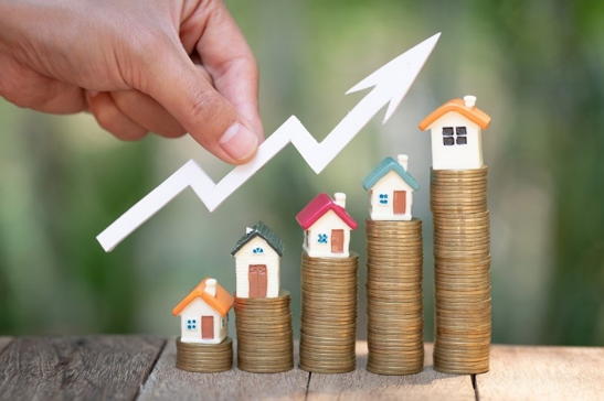 Spring has sprung early in the property market