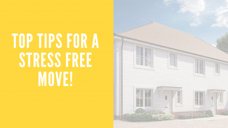 Our Top Tips for Stree Free Move