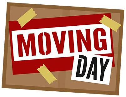 Seven Tips to help Moving Day go smoothly!