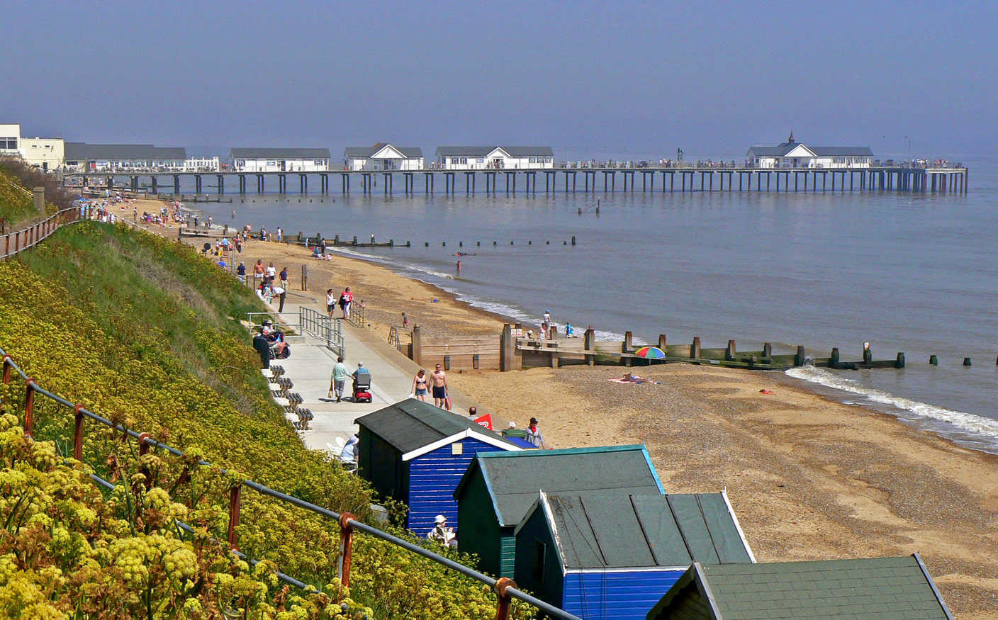 Day Trips to the Beach from Herts