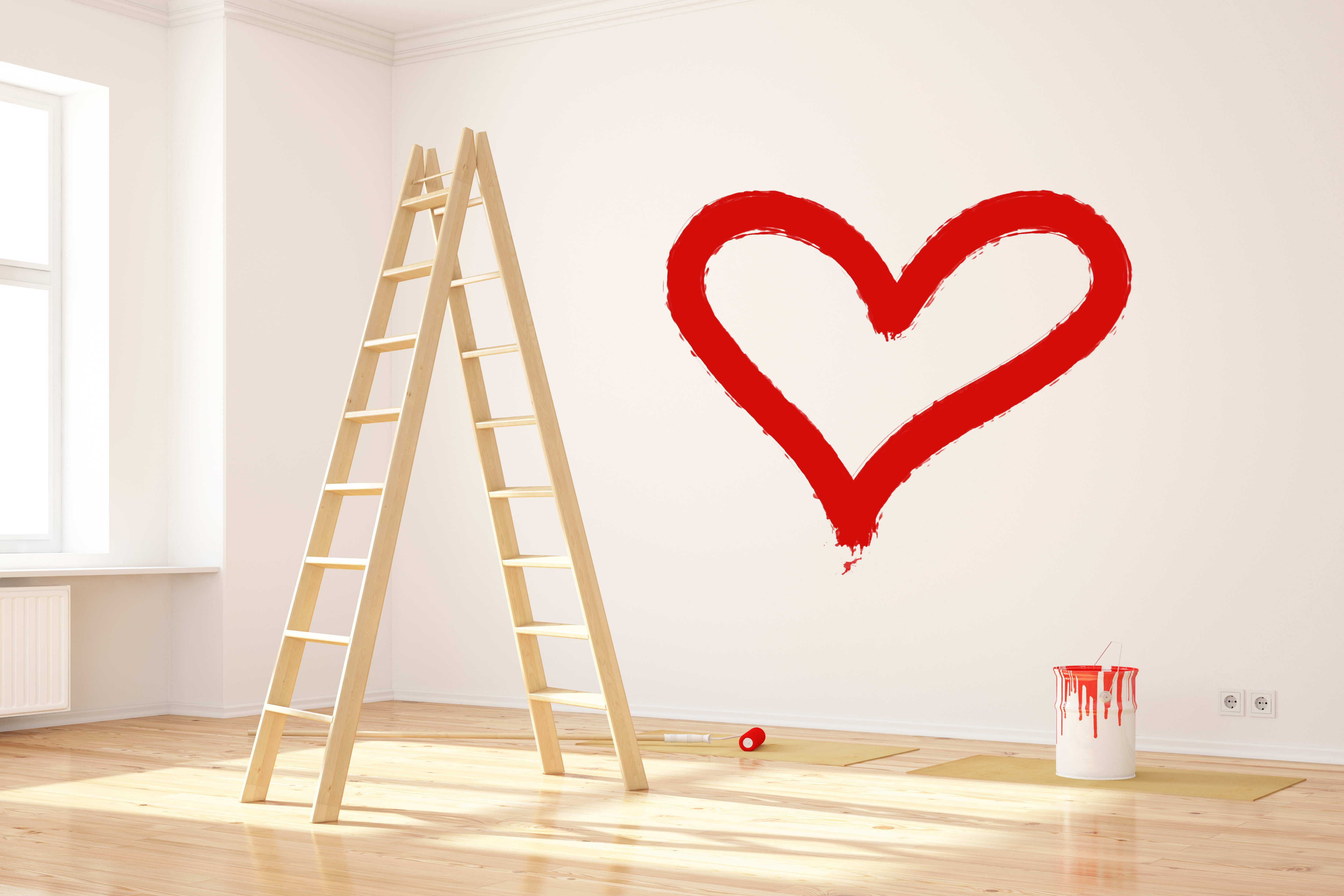 heart_and_ladder