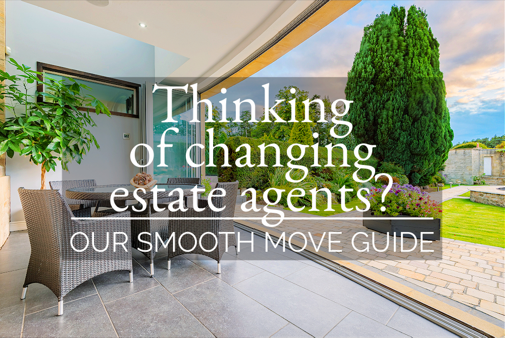 Thinking of changing estate agents? Our guide for a smooth move