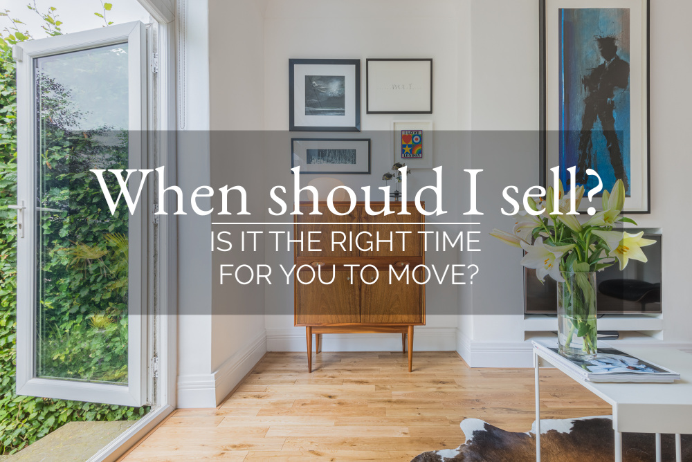 WHEN SHOULD I SELL ?