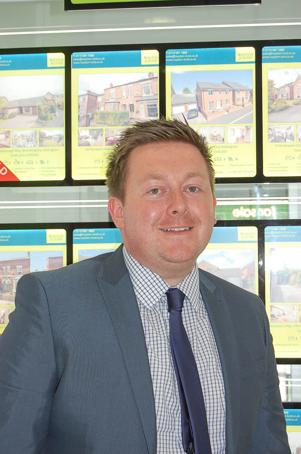 WEST BRIDGFORD SALES - ALEX JOINS THE TEAM!