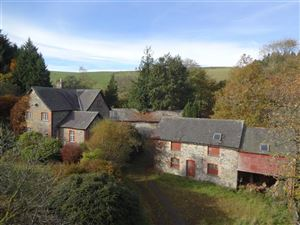 Mid Wales farm provides an opportunity for investment and business uses