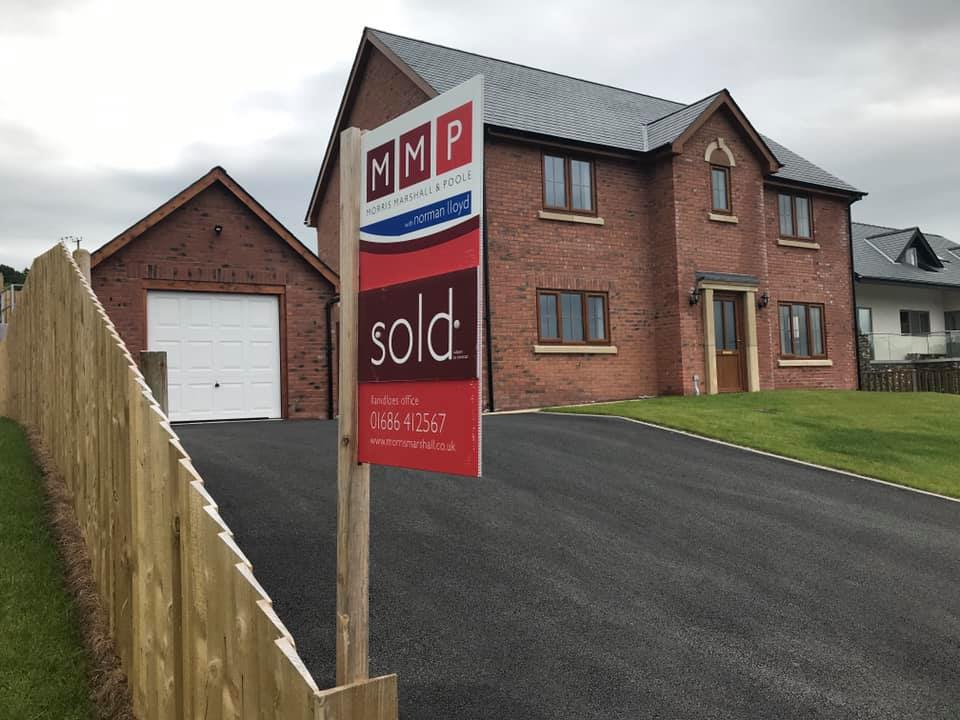 Mini property boom hits Mid Wales and Shropshire post-lockdown