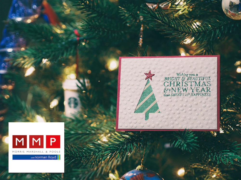 A Christmas and New Year message from MMP/NL