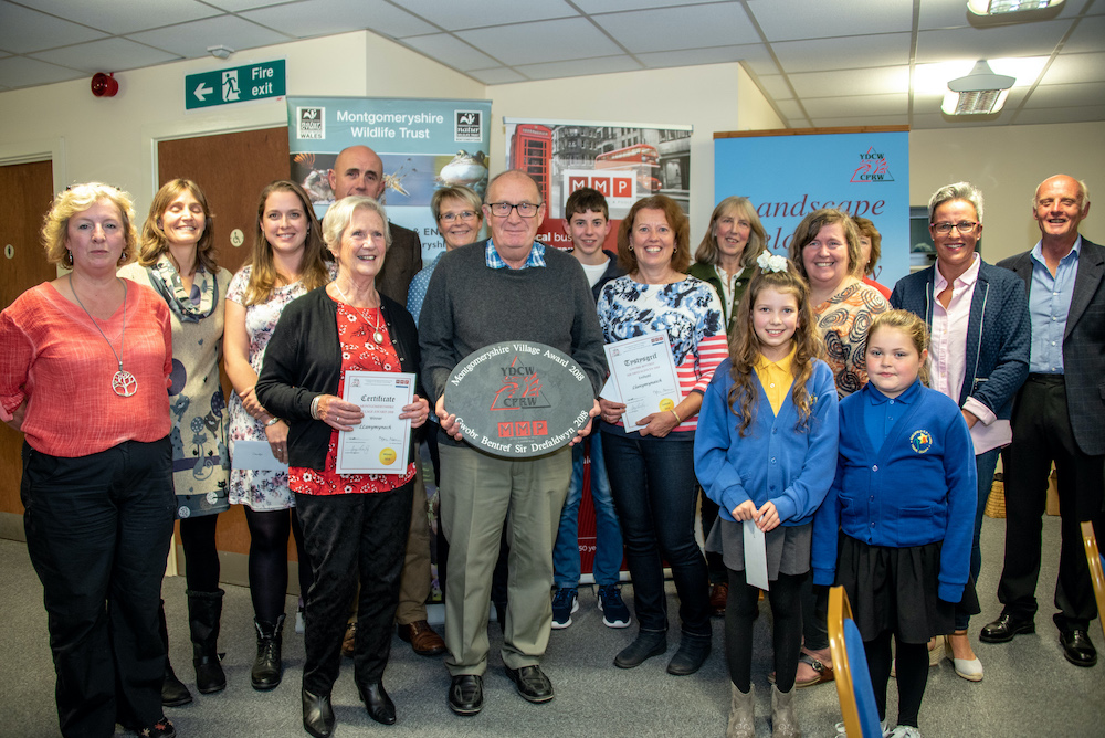 Montgomeryshire Village Awards launched for 2020