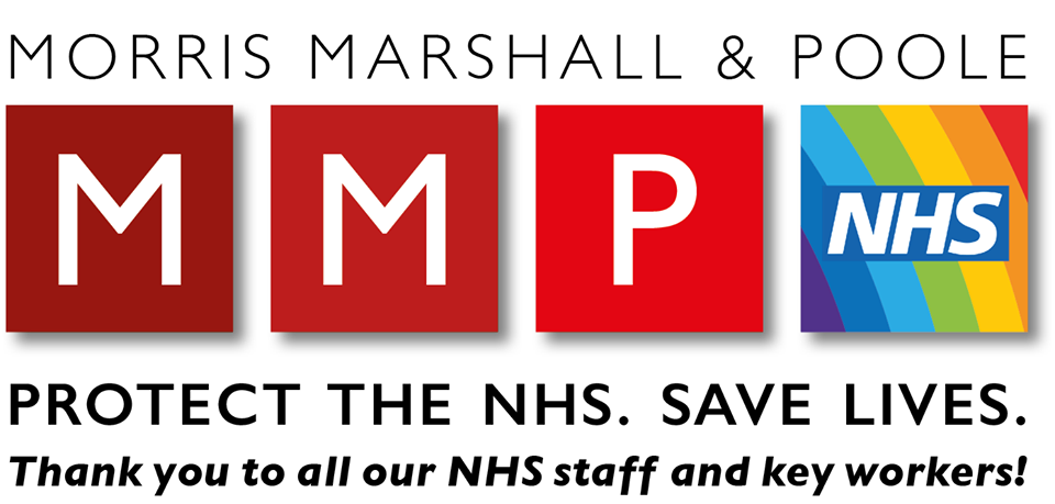 Our thanks to the NHS staff and all emergency and essential workers