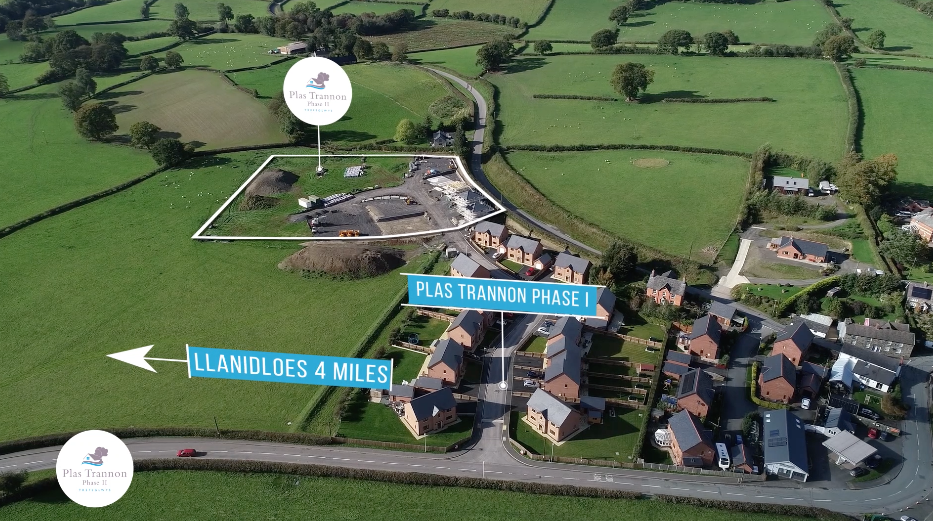 Second phase of luxury Plas Trannon housing development launched