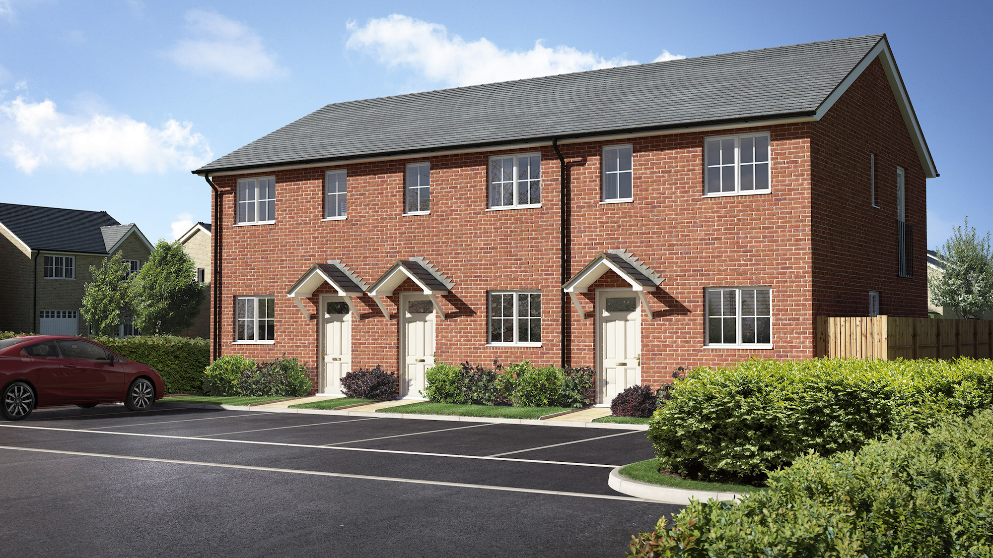 Rare chance to buy a quality new home for £82,200