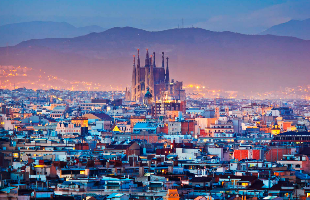 Amazing City of Barcelona
