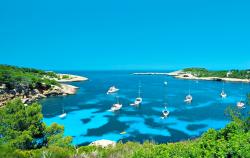 Falling in love with Ibiza