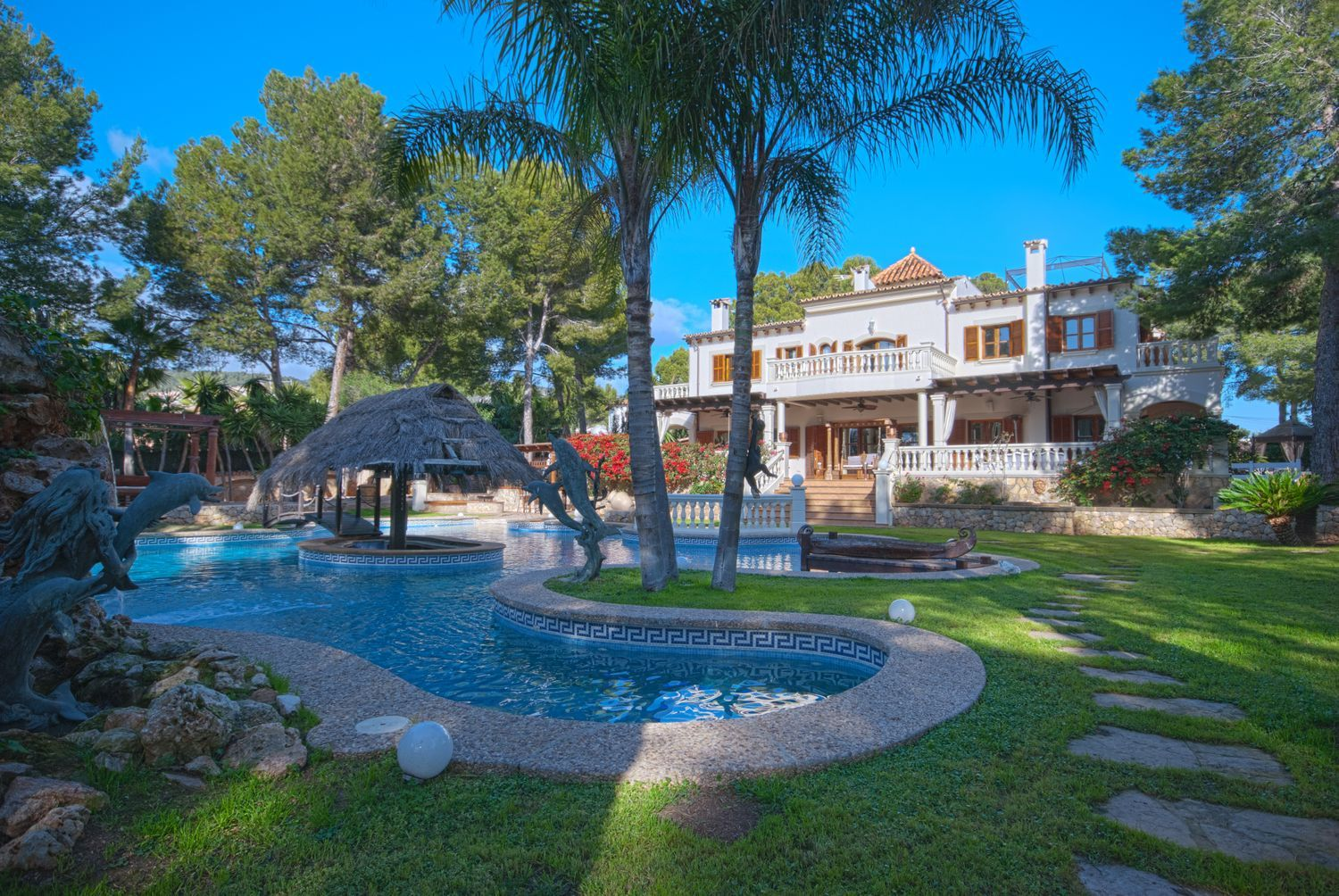 Remarkable Villa -  Mansion in Majorca