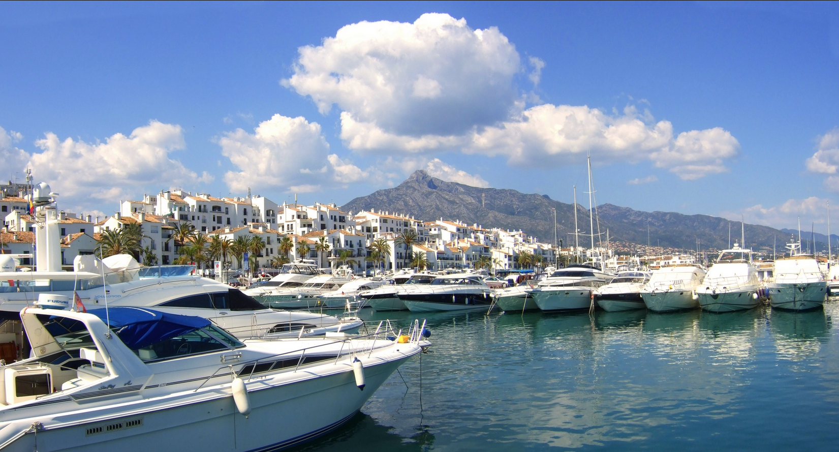 Marbella the Diamond of the Costa del Sol