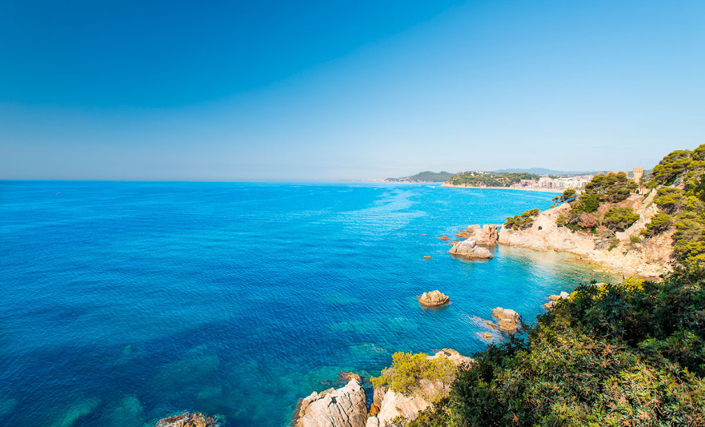 Maresme - Barcelona Coast its beaches, landscapes, culture  & lifestyle