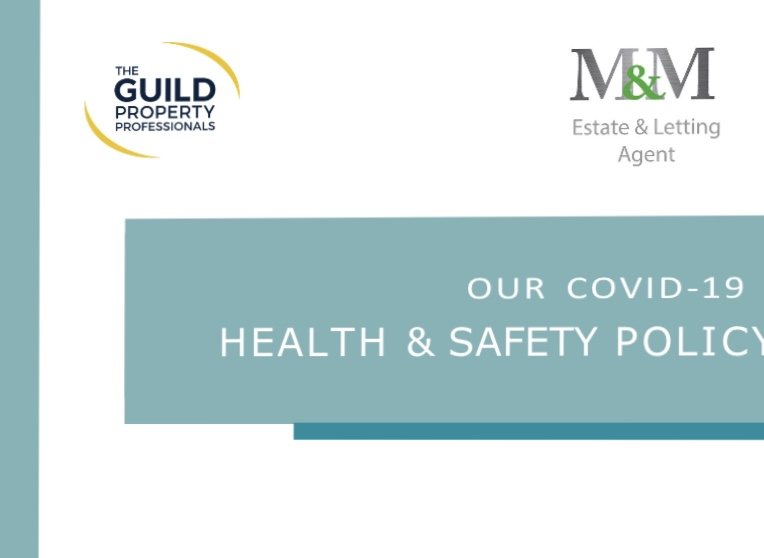 Our COVID- 19 Health & Safety Policy
