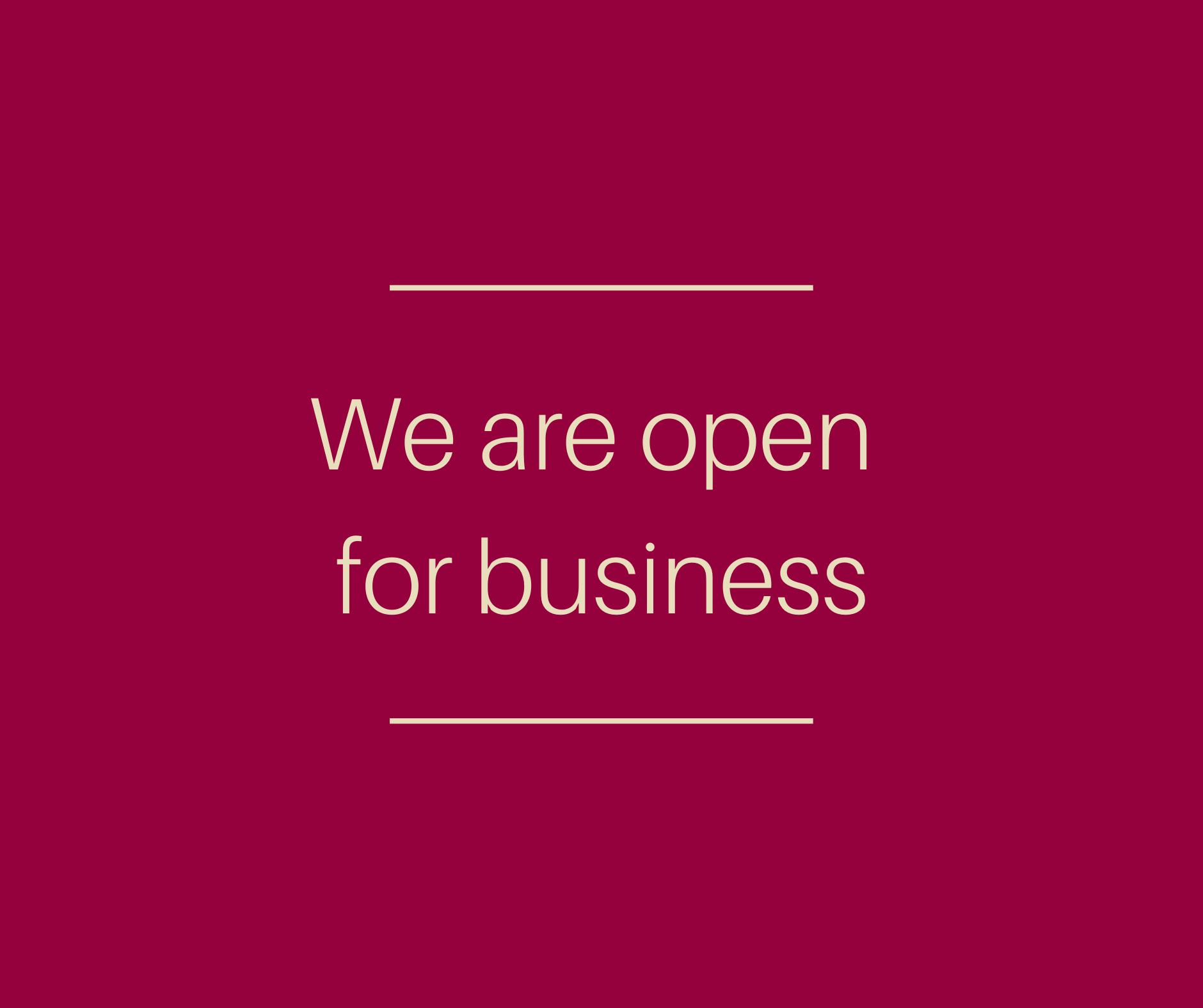 we_are_open_for_business