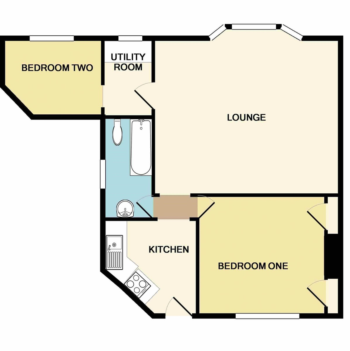 2 Bedroom Apartment For Sale In Portland
