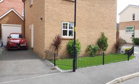 Einstein Crescent, Duston, Northampton