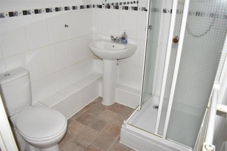 Typical  En Suite Bathroom