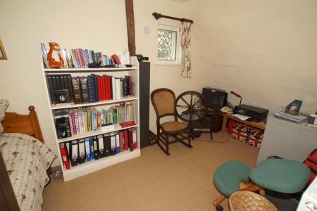 bedroom 3-study