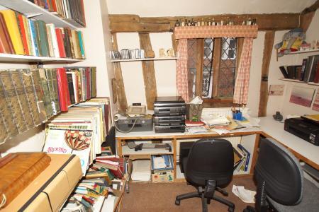 dressing room-study