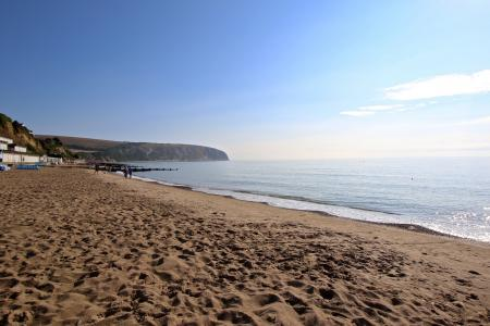 Location - Swanage Beach Nearby