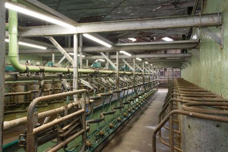 Dairy Building: