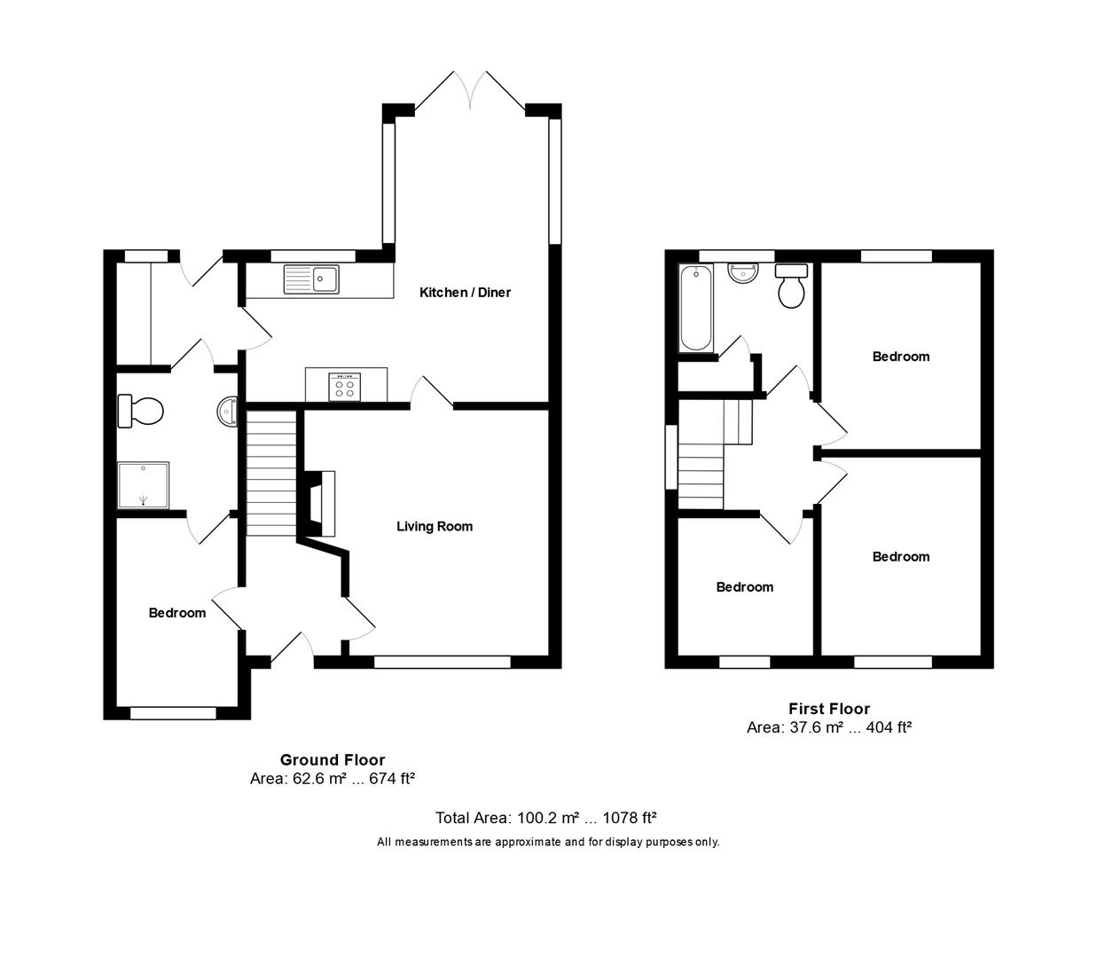 4 bedroom House for sale in Bristol