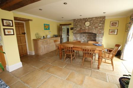 Gorgeous stone built cottage spread over 3000 square feet