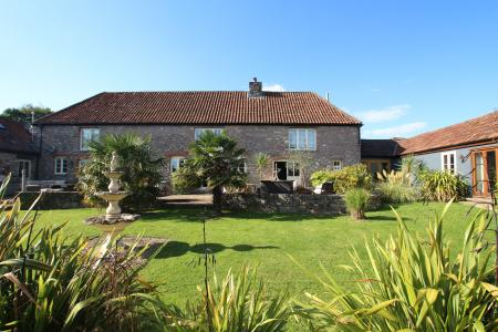 Stunning character home with paddocks and outbuildings