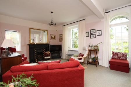 Beautiful detached Victorian house