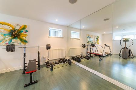 Gym/Dance Studio