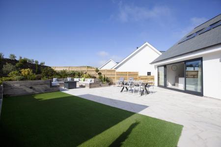 Landscaped Rear Garden