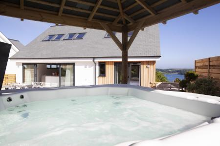 Hot Tub Views!
