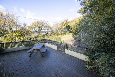 Annexe Decked Garden