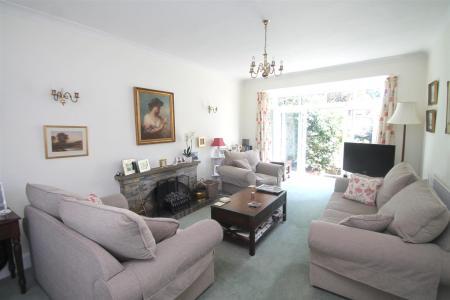 Full Length Living Room