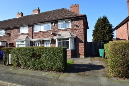 3 bedroom End of Terrace House for sale in Manchester
