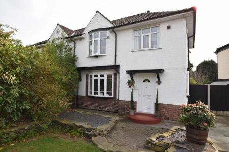 3 bedroom Semi-Detached House for sale in Cheadle