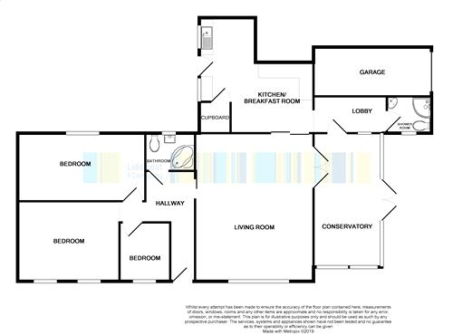3 Bedroom Detached Bungalow For Sale In St Austell