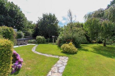 Penscott Lane, Tregorrick, St Austell, Cornwall