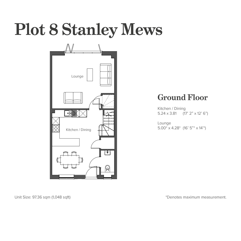 3 Bedroom Terraced House For Sale In Billingshurst