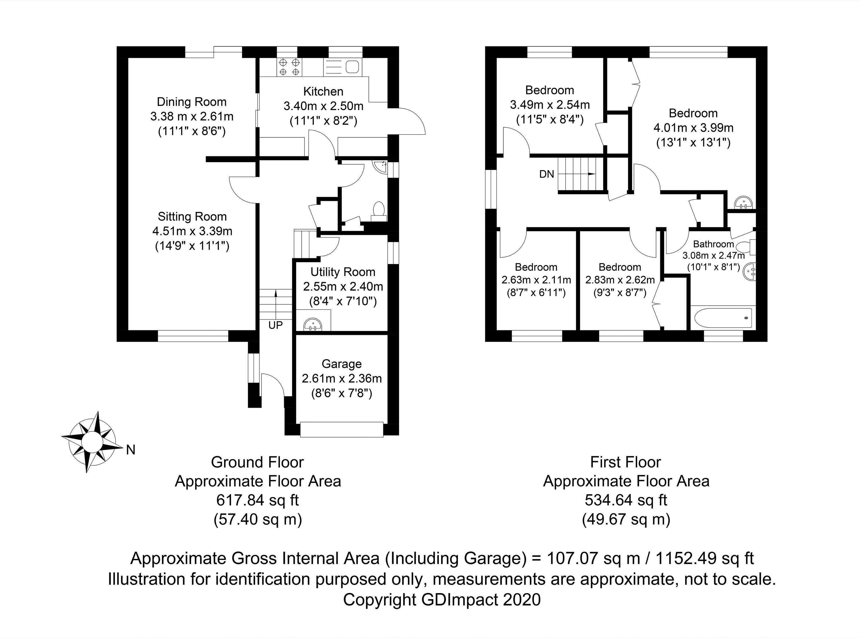 4 bedroom Detached House for sale in Horsham