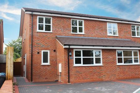 3 Bedroom Semi Detached House For Sale In Tamworth