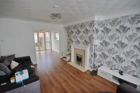 Budworth Avenue, Sutton Manor, St Helens, WA9