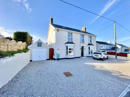 5 Bedroom Detached House For Sale In Hayle